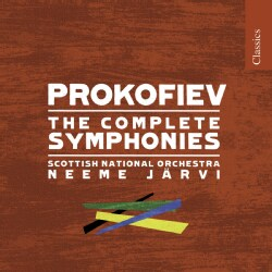 Scottish National Orchestra - Prokofiev: Symphonies