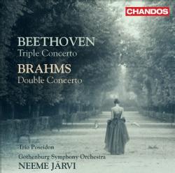 Gothenburg Symphony Orchestra - Beethoven/Brahms: Triple Concerto; Double Concerto