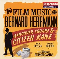 BBC Philharmonic Orchestra - Herrmann: Film Music: Citizen Kane, Hangover Square, Concerto Macabre