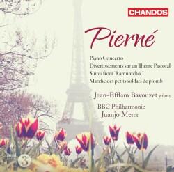 BBC Philharmonic Orchestra - Pierne: Piano Concerto; Divertissements Sur Un Theme Pastoral; Suites from 'Ramuntcho'; Marche D...