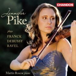 Martin Roscoe - Violin Sonatas
