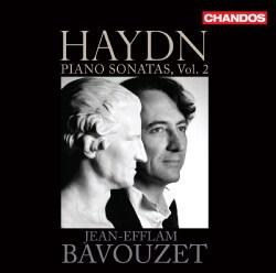 Jean-Efflam Bavouzet - Haydn: Piano Sonatas Vol 2