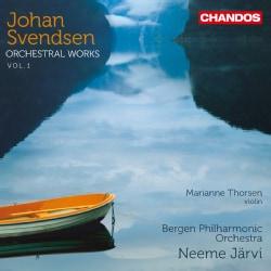 Johann Svendsen - Svendsen: Orchestral Works Vol. 1