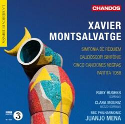 Clara Mouriz - Montsalvatge Orchestral Works