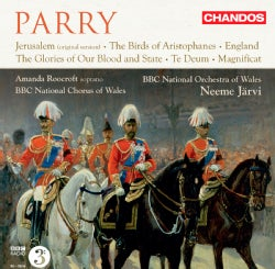 Charles Hubert Parry - Parry: Works for Chorus and Orchestra