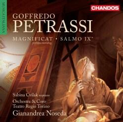 Goffredo Petrassi - Petrassi: Magnificat, Psalm IX