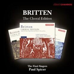 Finzi Singers - Britten: Choral Edition