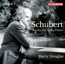 Barry Douglas - Schubert: Works for Solo Piano: Vol. 1
