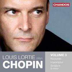 Fryderyk Chopin - Chopin: Louis Lortie Plays Chopin Vol. 3