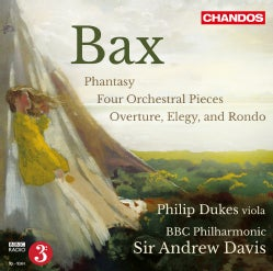 Arnold Bax - Bax: Orchestral Works