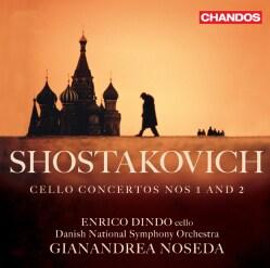 Danish National Symphony Orchestra - Shostakovich: Cello Concertos Nos 1 and 2