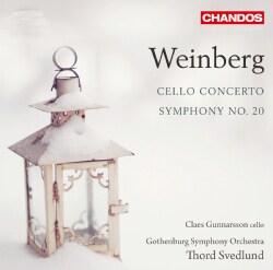 Mieczyslaw Weinberg - Weinberg: Cello Concert, Symphony No. 20 Vol. 4