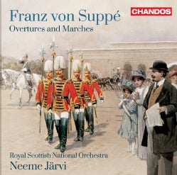 Royal Scottish National Orchestra - Suppe: Overtures and Marches