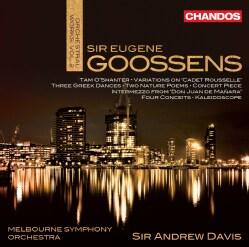 Melbourne Symphony Orchestra - Goossens: Orchestral Works Vol. 2