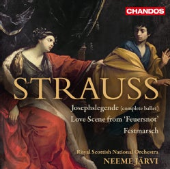 Royal Scottish National Orchestra - Strauss: Orchestral Works