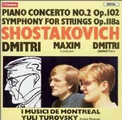 D & M Shostakovich - Shostakovich:Piano Concerto 2