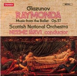 Jarvi - Glazunov:Raymonda /Suite