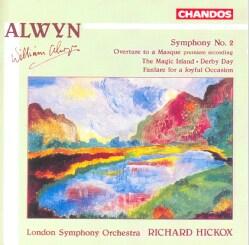 Hickox/London Symphony Orchestra - Alwyn:Symphony Number 2