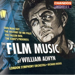 Richard Hickox/London Symphony Orchestra - Film Music of William Alwyn