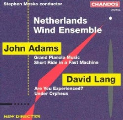 Netherlands Wind Ensemble - Adams/Lang:Works for Wind Ensemble