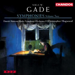 Christopher Hogwood - Gade:Symphonies Volume Two