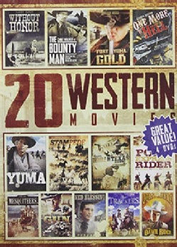 20-Movie Western Collection: Vol. 4 (DVD)