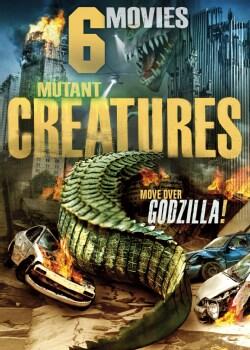 6-Movie Mutant Creatures (DVD)