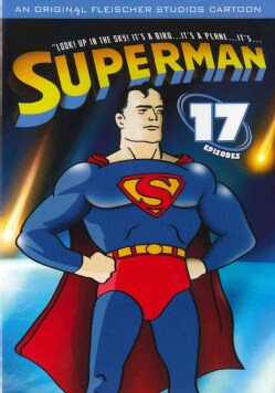 Superman Cartoons (DVD)