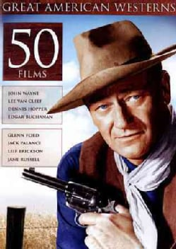 50 Film Great American Westerns (DVD)