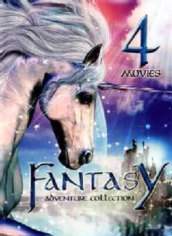 4-Movies Fantasy Adventure Collection: Vol. 4 (DVD)