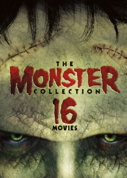 The Monster Collection: 16 Movies (DVD)