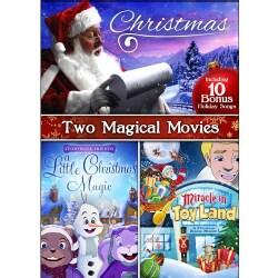 Christmas Magical Movies (DVD)