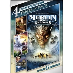 4-Film Collection: Fantasy Pack (DVD)