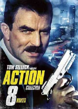 8-Movie Action Collection Featuring Tom Selleck (DVD)