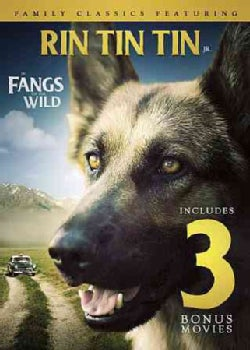 4-Movie Family Classics: Featuring Rin Tin Tin Jr. in Fangs of the Wild (DVD)