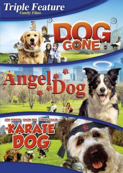 Triple Feature: Family Films (DVD)