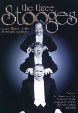 Three Stooges: Stooge Mania Volumes 1-2 (DVD)