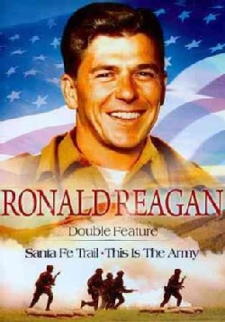 Ronald Reagan Double Feature: This Is the Army/Santa Fe Trail (DVD)