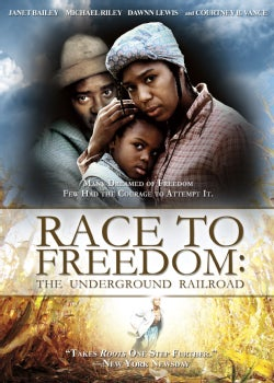 Race to Freedom: The Underground Railroad (DVD)