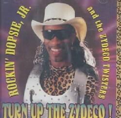 Rockin' Dopsie Jr. - Turn up the Zydeco