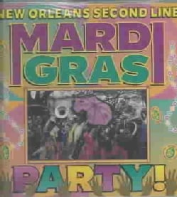 New Orleans Second L - Mardi Gras Party