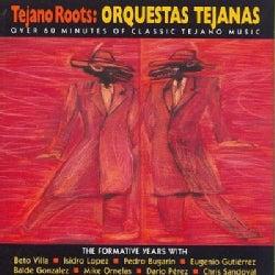 Various - Orquestas Tejanas