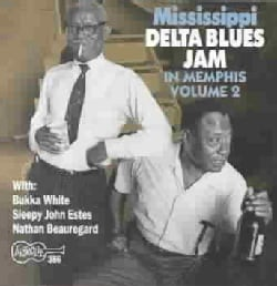 Estes/B White - Mississippi Blues Jam Memphis Volume2