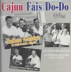 Various - Cajun Fais DO DO
