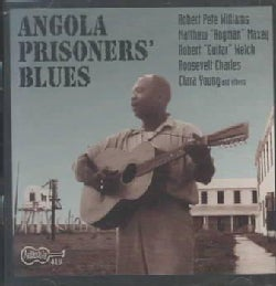 Various - Angola Prisoners Blues