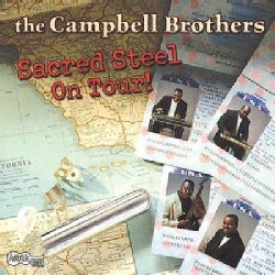 Campbell Brothers - Sacred Steel on Tour!
