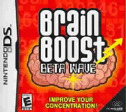 NinDS - Brain Boost: Beta Wave