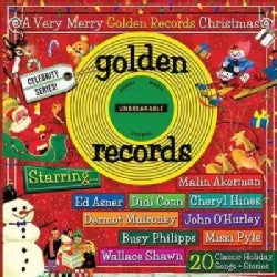 Various - A Very Special Golden Records Christmas