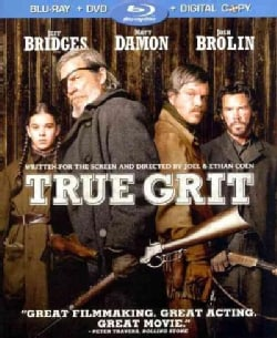 True Grit (Blu-ray/DVD)