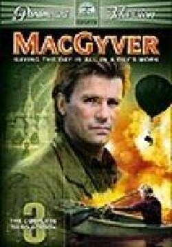 MacGyver: The Complete Third Season (DVD)
